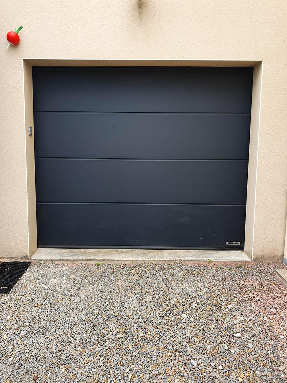 porte de garage Hormann Pacé